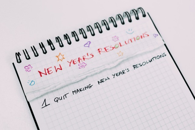 no more resolutions