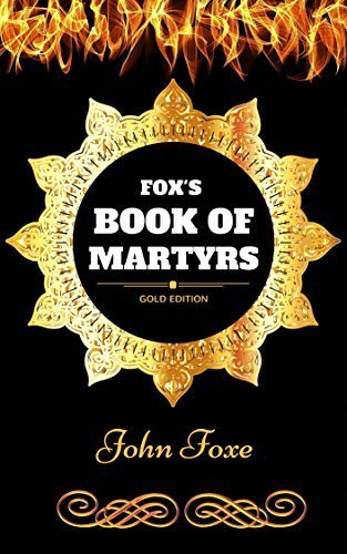 Foxe Book Of Martyrs